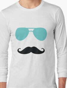 Aviators and Tash Long Sleeve T-Shirt