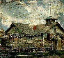 Old Schoolhouse Outside Twin Falls, Id. by trueblvr