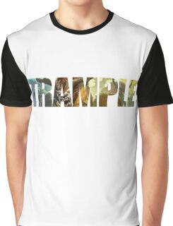 Trample Graphic T-Shirt
