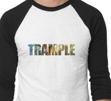 Trample Men's Baseball ¾ T-Shirt