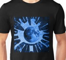 BLUE MOON STONEHENGE Unisex T-Shirt