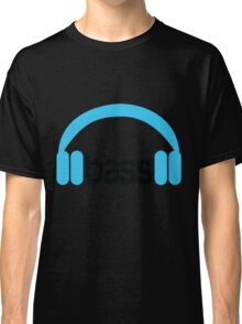 Bass Headphones Classic T-Shirt