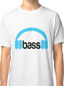 Bass Headphones Classic T-Shirt