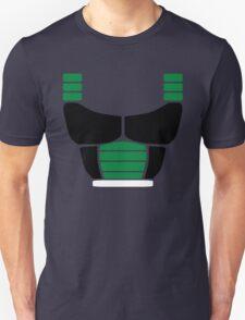 Minimalist Saiyan armor 2 T-Shirt