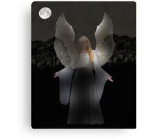 Spiritual Angel Canvas Print