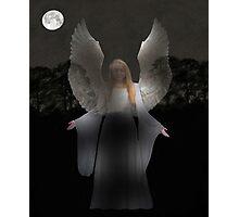 Spiritual Angel Photographic Print