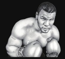 The Young Mike Tyson Legendary by samshepherd509