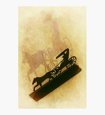 The Wagon Photographic Print