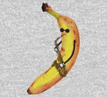 Jazz Banana by NeleVdM