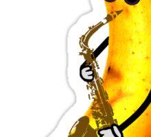 Jazz Banana Sticker