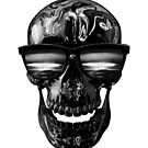 Skull / Nuclear edittion  by Lampica