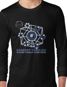 Darkest Timeline: The Game! Long Sleeve T-Shirt