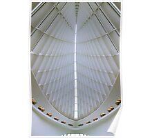Calatrava Atrium Poster