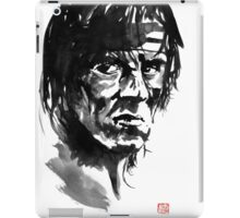 rambo iPad Case/Skin