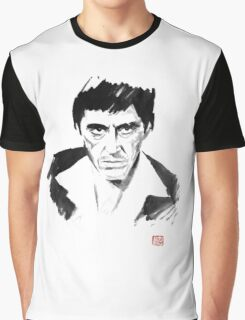 tony montana Graphic T-Shirt