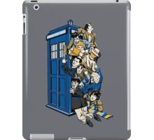Doctor Who Mad Men in a box iPad Case/Skin