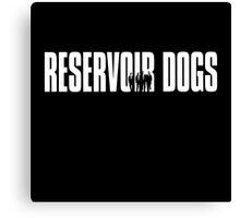 Reservoir Dogs quentin tarantino Canvas Print