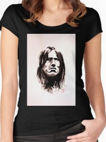 conan the barbarian Women's Fitted Scoop T-Shirt