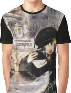Paris my Way Graphic T-Shirt