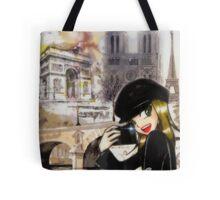 Paris my Way Tote Bag