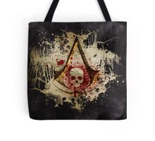 Assassin of the Caribbean Tote Bag