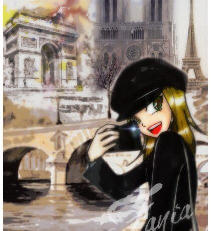 Paris my Way Sticker