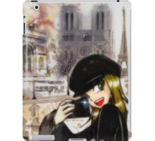 Paris my Way iPad Case/Skin
