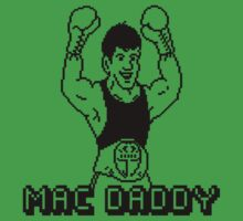 Mac Daddy by ajf89