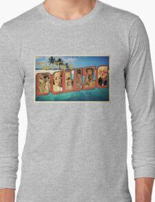 Send You On a Trip: Belize Long Sleeve T-Shirt