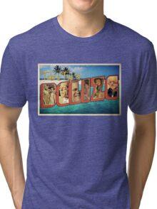 Send You On a Trip: Belize Tri-blend T-Shirt