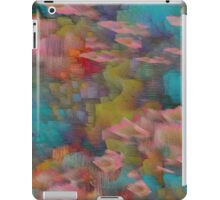 Dripping Colors 3 iPad Case/Skin