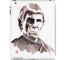 spock iPad Case/Skin