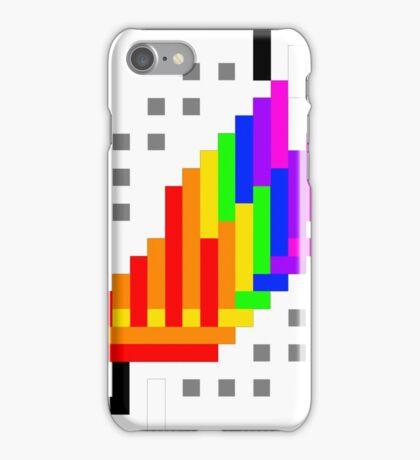 color blaster iPhone Case/Skin