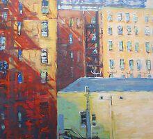 Spring to Broadway by John Fish