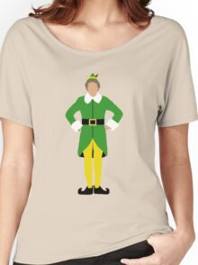 Elf  Women's Relaxed Fit T-Shirt