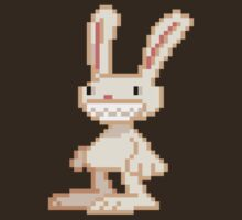 Max, from Sam & Max  by cocolima