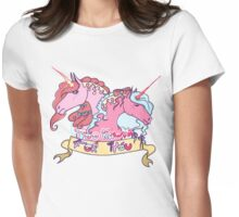 Too kawaii for you Womens Fitted T-Shirt
