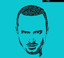 Jesse Pinkman Meth Blue by seanings