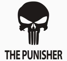 The Punisher Logo by N3ON