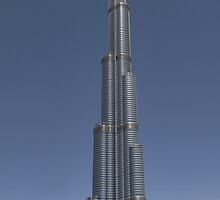 The Burj Khalifa ( 1 ) by Larry Lingard-Davis