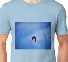 ...and kiss your worries away Unisex T-Shirt