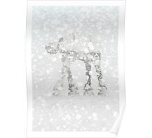 Subtle Seasons greetings Poster
