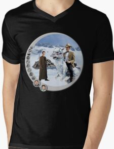 The 10.5th Day of the Doctor Jedi Mens V-Neck T-Shirt