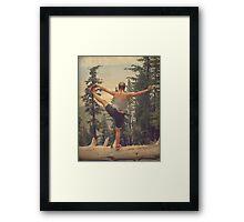 MindBody Framed Print