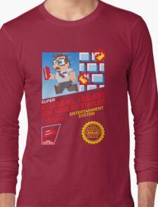 Super Office Milton Long Sleeve T-Shirt