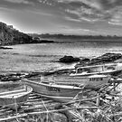 Gordon's boats by Flossy13
