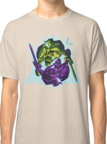 Shadow Battle - Green Classic T-Shirt