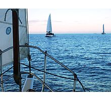 Come Sail Away Photographic Print