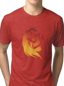 Twilight dark fantasy 8 Tri-blend T-Shirt