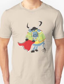 Cute Little Matador Bull!!! T-Shirt